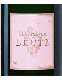 Champagne Blanc de Noirs - Champagne Brut Rose' (Magnum astuccio) - Deutz - Deutz - 3