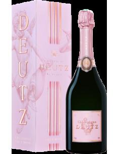 Champagne Blanc de Noirs - Champagne Brut Rose' Millesimato 2013 (750 ml. astuccio) - Deutz - Deutz - 1