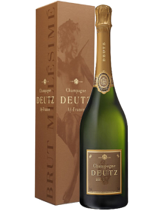 Champagne Blanc de Blancs - Champagne Brut Millesimato 2014 (750 ml. boxed) - Deutz - Deutz - 1