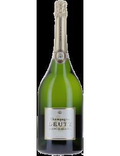 Champagne Blanc de Blancs - Champagne Brut Blanc de Blancs Millesimato 2015 (750 ml. astuccio) - Deutz - Deutz - 2