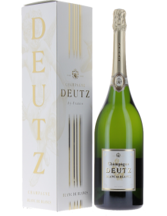 Champagne Blanc de Blancs - Champagne Brut Blanc de Blancs Millesimato 2015 (750 ml. boxed) - Deutz - Deutz - 1