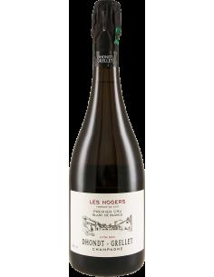 Champagne Blanc de Blancs - Champagne 1er Cru Blanc de Blancs 'Les Nogers' Extra Brut Millesime (750 ml.) - Dhondt Grellet - Dho