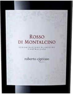 Vini Rossi - Rosso di Montalcino DOC 2017 (750 ml.) - Roberto Cipresso - Roberto Cipresso - 2