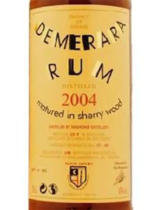 Rum - Rum Agricolo Guyana 2004 15 Anni (700 ml.) - Demerara - Demerara - 3