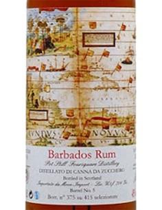 Rum - Rum Barbados '14 Years Old' 2005 (700 ml.) - Foursquare Distillery - Foursquare Distillery - 3