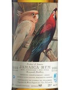Rum - Rum Jamaica 'Parrots' 2007 13 Years (700 ml.) - Monymusk - Monymusk - 3
