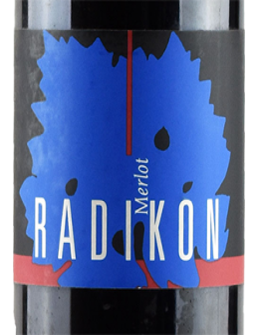 Vini Rossi - Venezia Giulia Merlot IGT 2006 (500 ml) - Radikon - Radikon - 2