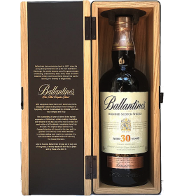 Whisky Blended - Blended Scotch Whisky 30 Years Old (700 ml. deluxe gift box) - Ballantine's - Ballantine's - 2