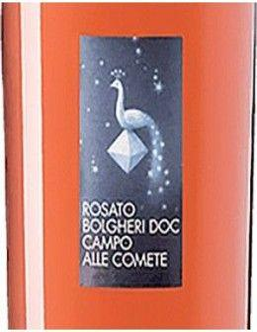 Vini Rose' - Bolgheri Rosato DOC 'Rosastella' 2020 (750 ml.) - Campo alle Comete - Campo alle Comete - 2