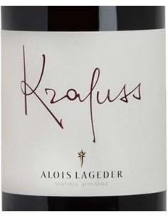 Red Wines - Alto Adige Pinot Noir DOC 'Krafuss'  2018 (750 ml.) - Alois Lageder - Alois Lageder - 2