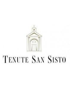 White Wines - Verdicchio dei Castelli di Jesi Classico Riserva DOC 'San Sisto' 2016 (750 ml.)  - Tenute San Sisto - Tenute San S