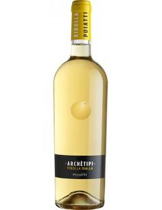 White Wines - Venezia Giulia IGP Ribolla Gialla 'Archetipi' 2018 (750 ml.) - Puiatti - Puiatti - 2