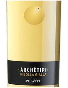 White Wines - Venezia Giulia IGP Ribolla Gialla 'Archetipi' 2018 (750 ml.) - Puiatti - Puiatti - 3