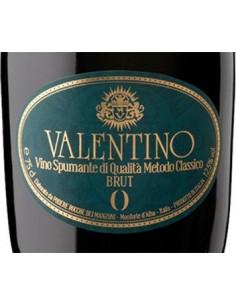 Sparkling Wines - Spumante Brut 'Valentino Zero' 2008 (750 ml.) - Rocche dei Manzoni - Rocche dei Manzoni - 2
