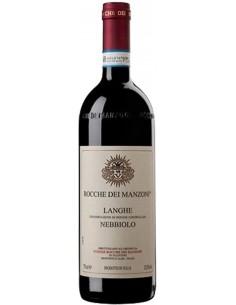 Red Wines - Langhe Nebbiolo DOC 2018 (750 ml.) - Rocche dei Manzoni - Rocche dei Manzoni - 1