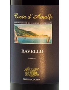 Red Wines - Ravello Rosso Riserva DOC 2017 (750 ml.) - Marisa Cuomo - Marisa Cuomo - 2