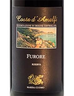 Vini Rossi - Furore Rosso Riserva DOC 2017 (750 ml.) - Marisa Cuomo - Marisa Cuomo - 2