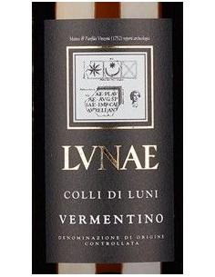 Vini Bianchi - Colli di Luni Vermentino DOC 'Etichetta Nera' 2020 (750 ml.) - Lunae Bosoni - Lunae - 2