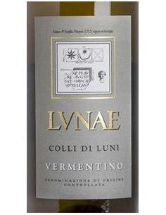 Vini Bianchi - Colli di Luni Vermentino DOC 'Etichetta Grigia' 2020 (750 ml.) - Lunae Bosoni - Lunae - 2
