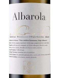 White Wines - Colli di Luni Albarola DOC 2020 (750 ml.) - Lunae Bosoni - Lunae - 2