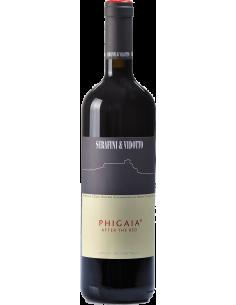 Red Wines - Montello e Colli Asolani DOC 'Phigaia' 2018 (750 ml.) - Serafini e Vidotto - Serafini & Vidotto - 1