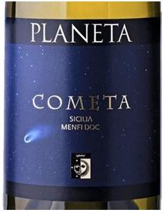 White Wines - Sicilia Menfi DOC 'Cometa' 2019 (750 ml.) - Planeta - Planeta - 2