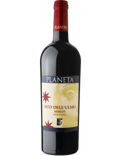 Vini Rossi - Sicilia Merlot DOC 'Sito dell'Ulmo' 2015 (750 ml.) - Planeta - Planeta - 1