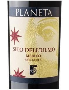 Vini Rossi - Sicilia Merlot DOC 'Sito dell'Ulmo' 2015 (750 ml.) - Planeta - Planeta - 2