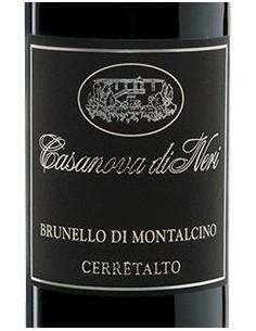 Red Wines - Brunello di Montalcino DOCG 'Cerretalto' 2015 (750 ml.) - Casanova di Neri - Casanova di Neri - 2