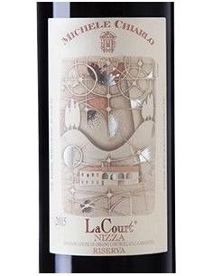Red Wines - Barbera d'Asti Superiore Nizza Riserva DOCG 'La Court' 2017 (750 ml.) - Michele Chiarlo - Michele Chiarlo - 2