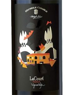 Vini Rossi - Barbera d'Asti Superiore Nizza DOCG La Court 'Vigna Veja' 2011 (750 ml.) - Michele Chiarlo - Michele Chiarlo - 2