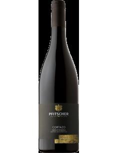 Vini Rossi - Alto Adige Merlot DOC Riserva 'Cortazo' 2018 (750 ml.) - Pfitscher - Pfitscher - 1