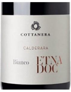 Vini Bianchi - Etna Bianco DOC 'Contrada Calderara' 2018 (750 ml.) - Cottanera - Cottanera - 2