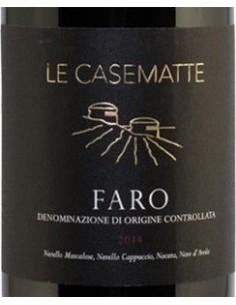 Red Wines - Faro DOC 'Faro' 2018 (750 ml.) - Le Casematte - Le Casematte - 2