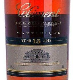 Rum - Rhum Tres Vieux Agricole '15 Year Old' (700 ml. gift box) - Clement - Clement - 4