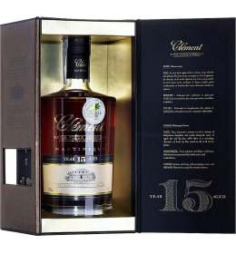 Rum - Rhum Tres Vieux Agricole '15 Year Old' (700 ml. gift box) - Clement - Clement - 3