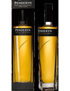 Whiskey Single Malt - Single Malt Welsh Whisky 'Madeira Finish' (700 ml. boxed) - Penderyn - Penderyn - 1