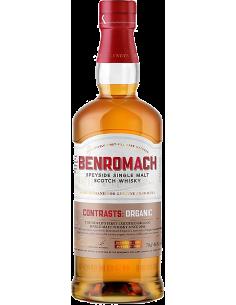 Whisky Single Malt - Single Malt Scotch Whisky Speyside 'Organic 2012' (700 ml. astuccio) - Benromach - Benromach - 2