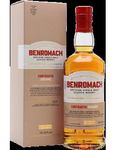 Whiskey Single Malt - Single Malt Scotch Whisky Speyside 'Organic 2012' (700 ml. boxed) - Benromach - Benromach - 1
