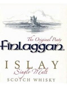 Peaty Whiskey - Single Malt Scotch Whisky Finlaggan 'Eilean Mor' (700 ml. boxed) - The Vintage Malt Whisky Company - Finlaggan -