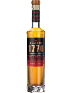 Whiskey Single Malt - Single Malt Scotch Whisky 'The Original' (500 ml. boxed) - 1770 Glasgow - 1770 Glasgow - 2