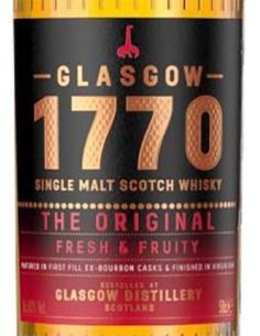 Whiskey Single Malt - Single Malt Scotch Whisky 'The Original' (500 ml. boxed) - 1770 Glasgow - 1770 Glasgow - 3