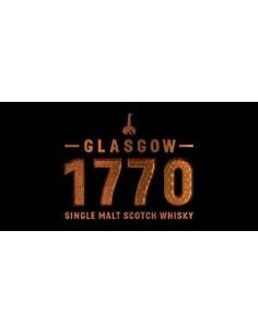 Peaty Whiskey - Single Malt Scotch Whisky 'Peated' (500 ml. boxed) - 1770 Glasgow - 1770 Glasgow - 4