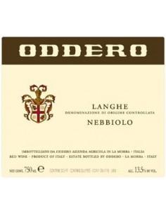 Red Wines - Langhe Nebbiolo DOC 2018 (750 ml.) - Oddero - Oddero - 2