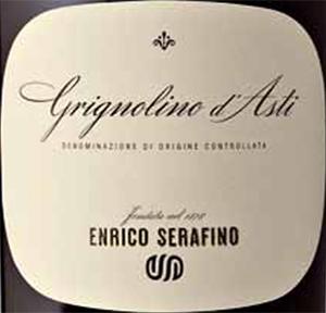 Grignolino-Asti-Enrico-Serafino_etichett